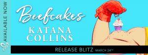 Release Blitz: Beefcakes by Katana Collins