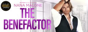 Cover Reveal: The Benefactor by Nana Malone