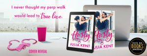 Cover Reveal: Hasty by Julia Kent