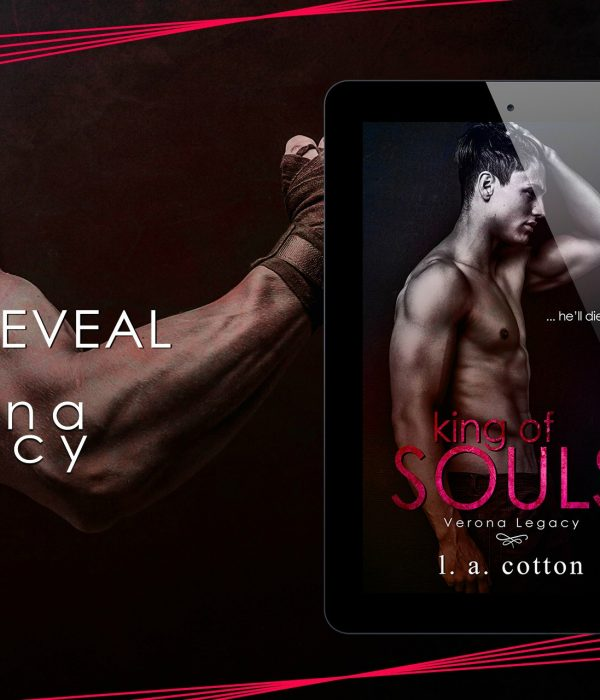 Cover Reveal: Prince of Hearts by L. A. Cotton