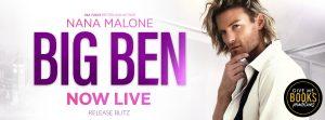 Release Blitz: Big Ben by Nana Malone