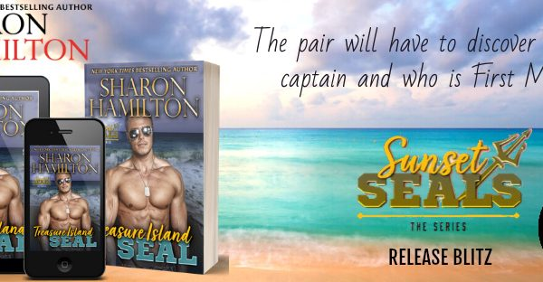 Release Blitz: Treasure Island SEAL by Sharon Hamilton
