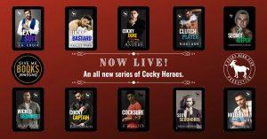 Release Blitz: Cocky Hero Club May 17, 2020