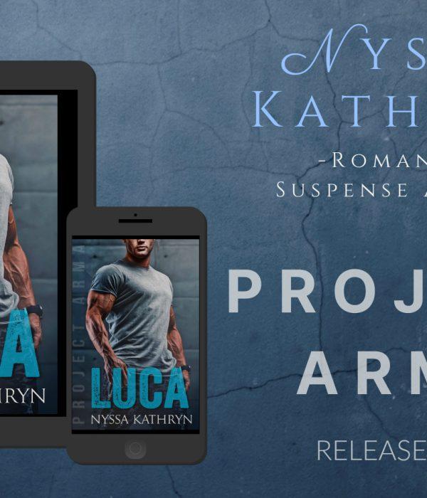 Release Blitz: Luca by Nyssa Kathryn