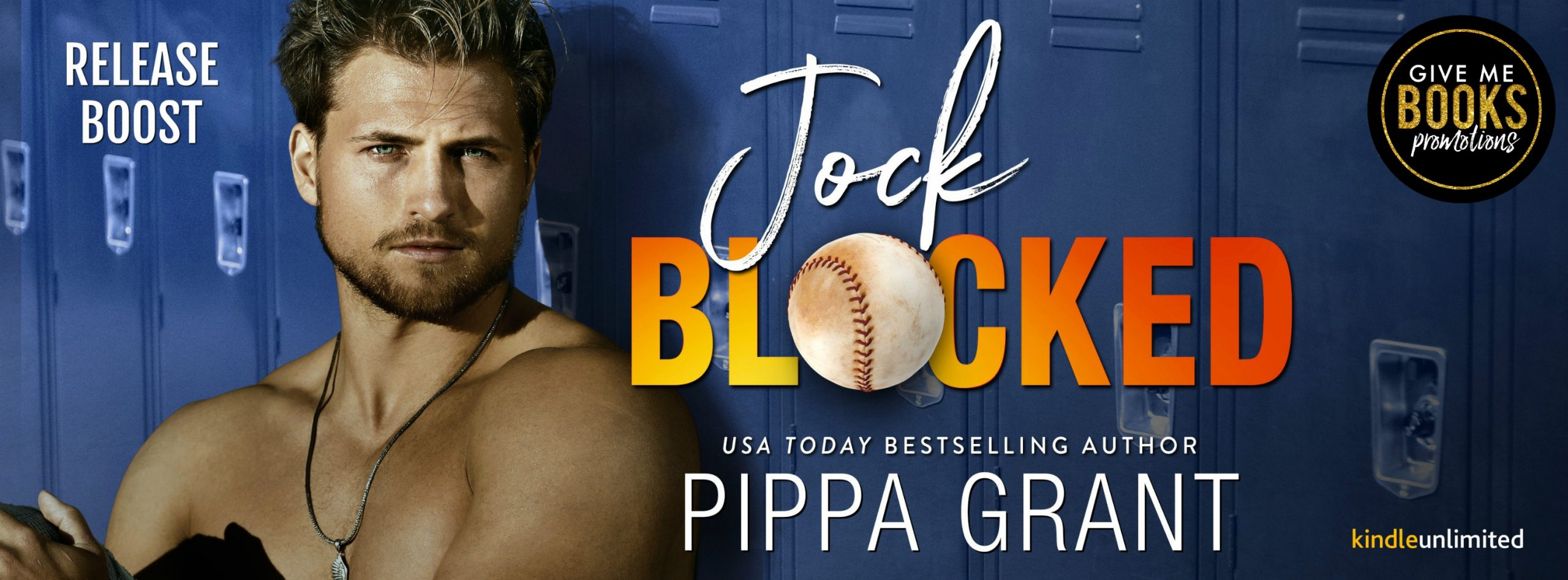 Release Boost: Jock Blocked by Pippa Grant
