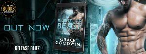 Release Blitz: Bachelor Beast by Grace Goodwin