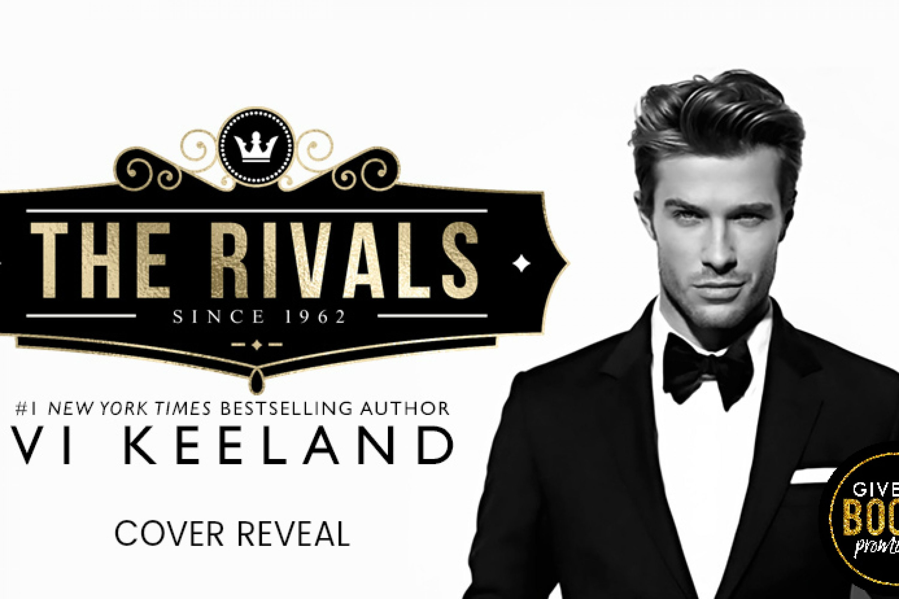 Cover Reveal: The Rivals by Vi Keeland