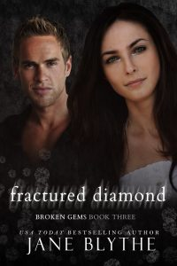 Review: Fractured Diamond by Jane Blythe