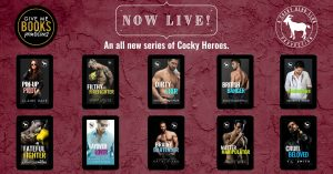 Release Blitz: Cocky Hero Club May 31, 2020