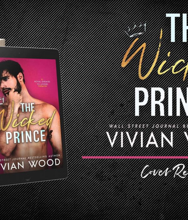 Cover Reveal: The Wicked Prince by Vivian Wood
