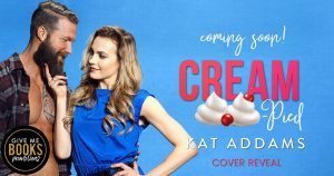 Cover Reveal: Cream-Pied by Kat Addams