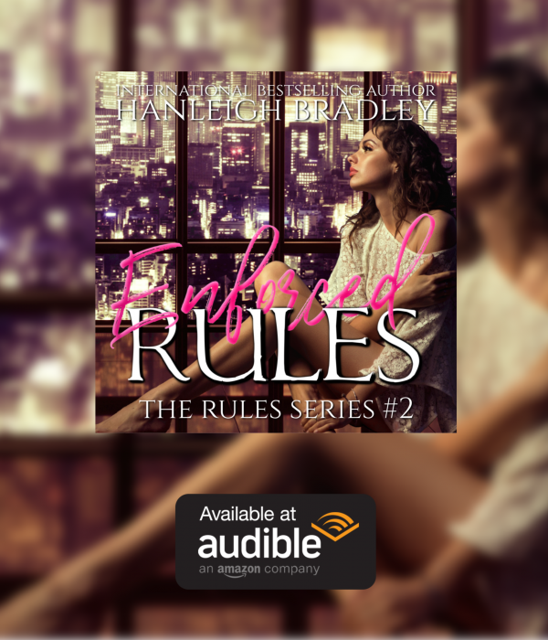 Audiobook Review: Enforced Rules by Hanleigh Bradley