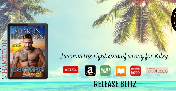 Release Blitz: Escape to Sunset by Sharon Hamilton