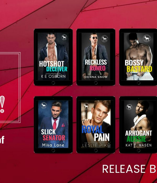 Release Blitz: Cocky Hero Club June 14, 2020