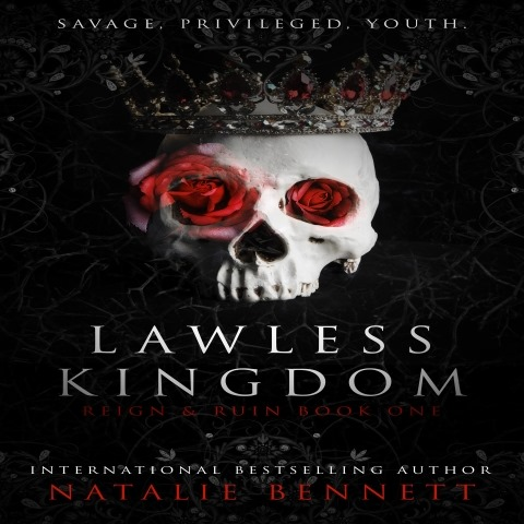 Audiobook Release Blitz: Lawless Kingdom by Natalie Bennett