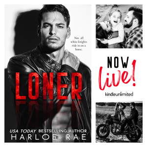 Now Live: Loner by Harloe Rae