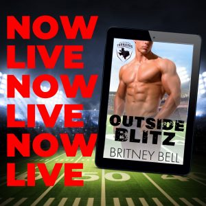 Now Live: Outside Blitz by Britney Bell