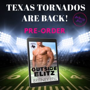 Surprise Cover Reveal & ARC Signup Outside Blitz by Britney Bell