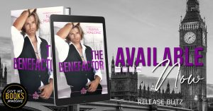 Release Blitz: The Benefactor by Nana Malone