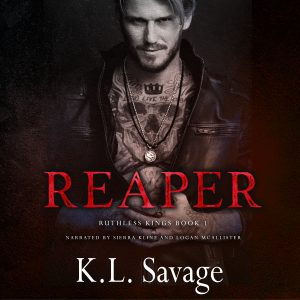 Release Blitz: Reaper by K.L. Savage