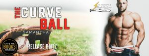 Release Blitz: The Curve Ball by Samantha Lind