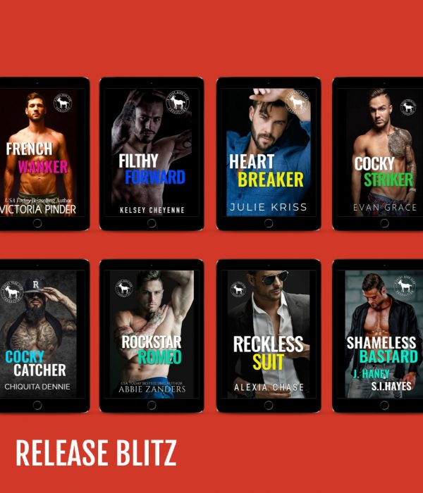 Release Blitz: Cocky Hero Club July 19, 2020