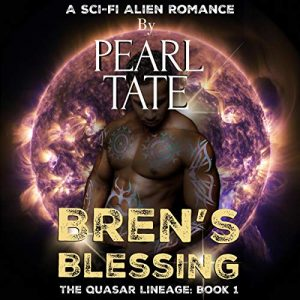 Audiobook Review: Bren's Blessing by Pearl Tate