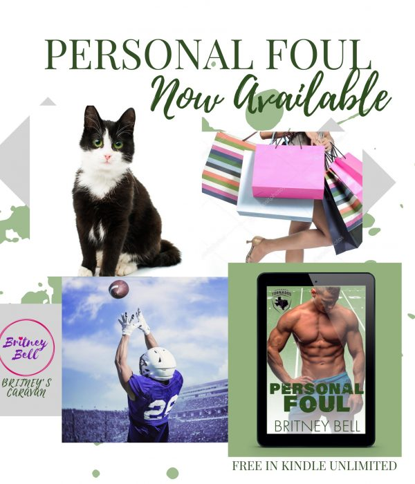 Now Available: Personal Foul by Britney Bell