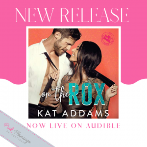 Audiobook Release Blitz: On The Rox by Kat Addams