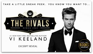 Excerpt Reveal: The Rivals by Vi Keeland