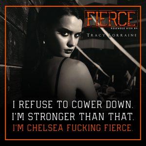 Teaser Reveal: Fierce by Tracy Lorraine