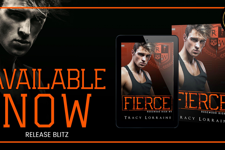 Release Blitz: Fierce by Tracy Lorraine