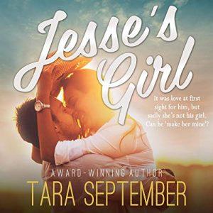 Audiobook Review: Jesse's Girl by Tara September