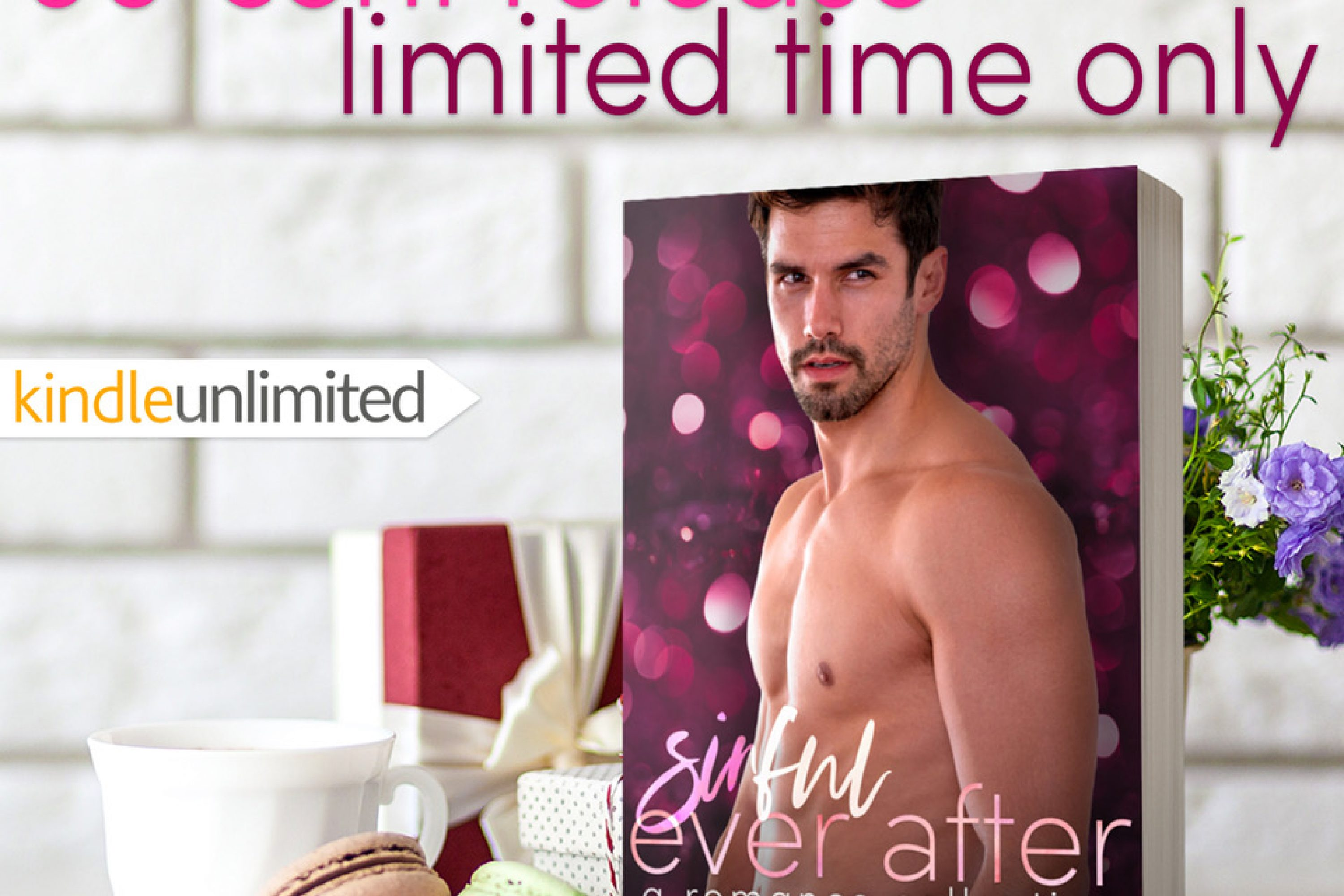 Surprise Release: Sinful Ever After: A Romance Collection by Vivian Wood