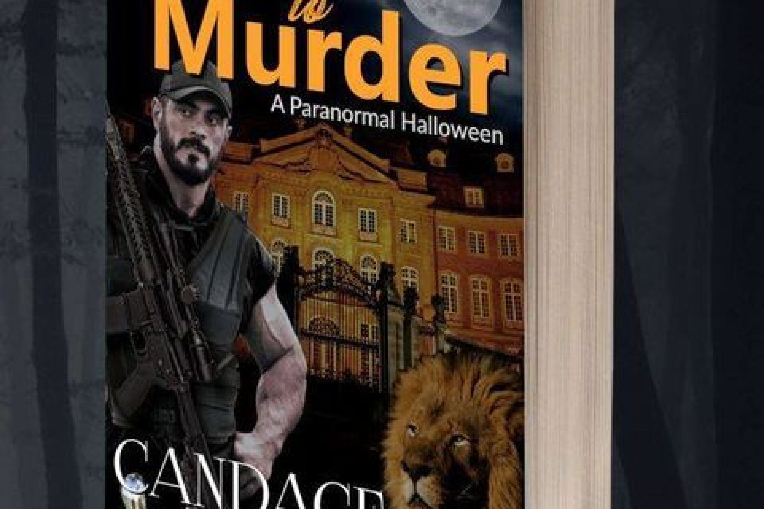 Cover Reveal: Countdown to Murder by Candace Blevins