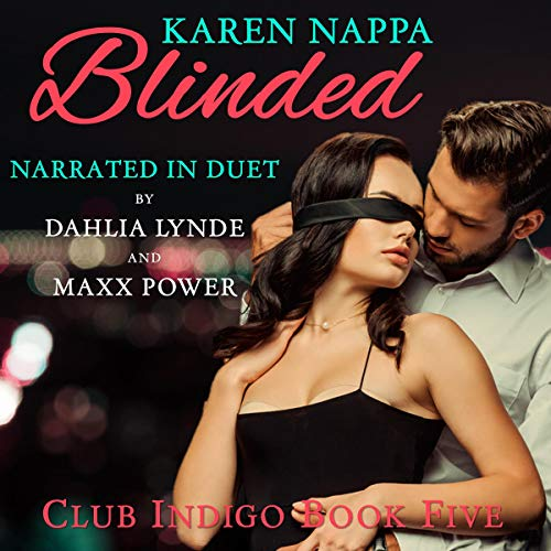 Audiobook Review: Blinded by Karen Nappa