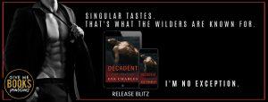 Release Blitz: Decadent by Eva Charles