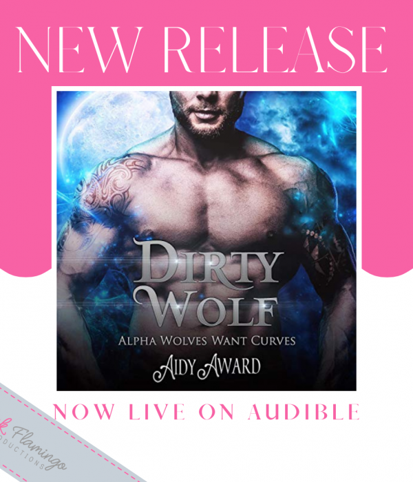 Release Blitz: Dirty Wolf by Aidy Award