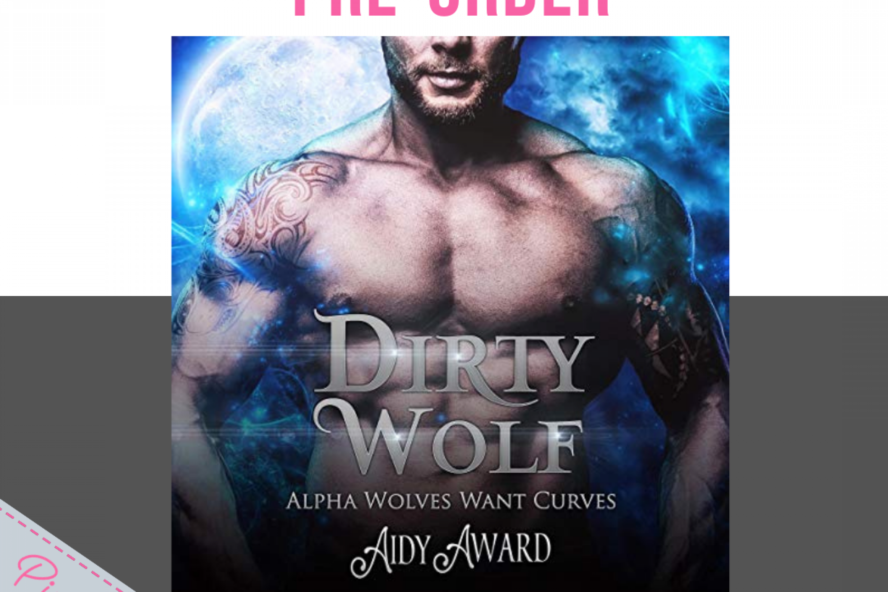 Pre-Order Blitz: Dirty Wolf by Aidy Award