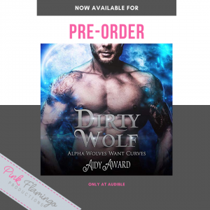 Pre-Order Blitz: Dirty Wolf by Aidy Award