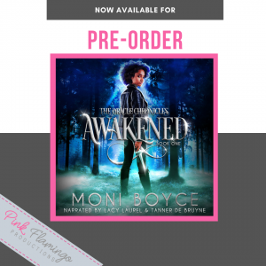 Pre-Order Blitz: Awakened by Moni Boyce