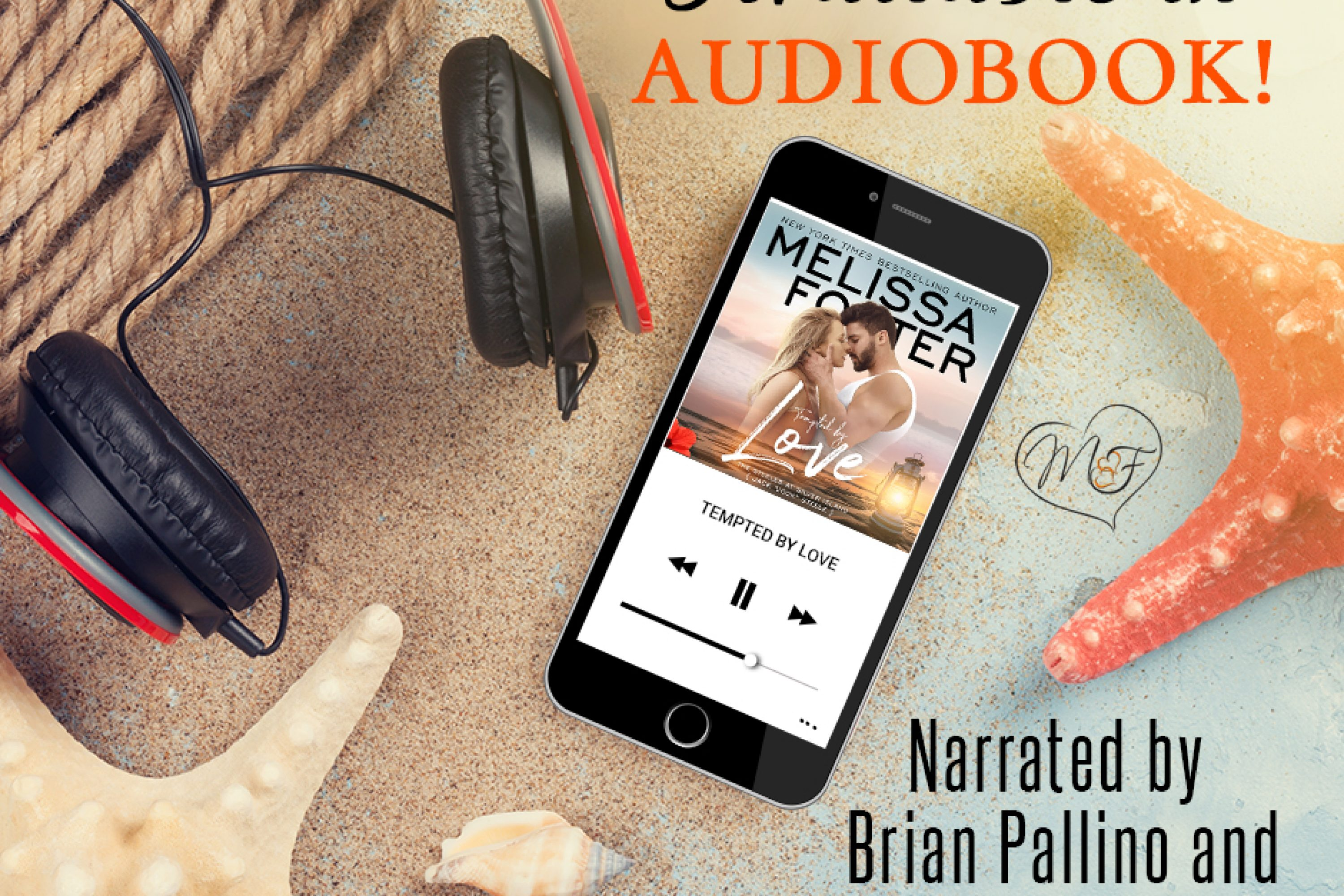 Audiobook Review Tour: Tempted by Love by Melissa Foster