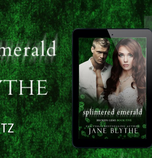 Release Blitz: Splintered Emerald by Jane Blythe