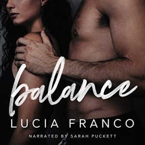 Audiobook Review: Balance by Lucia Franco