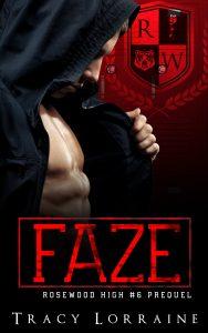 Review: Faze by Tracy Lorraine