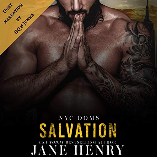 Audiobook Review: Salvation by Jane Henry