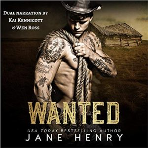 Audiobook Review: Wanted by Jane Henry