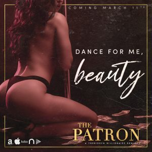 Excerpt and Teaser Reveal: The Patron by Vivian Wood