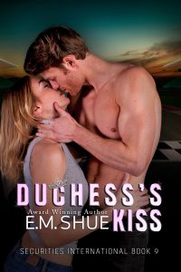 Cover Reveal: Duchess's Kiss by E.M. Shue