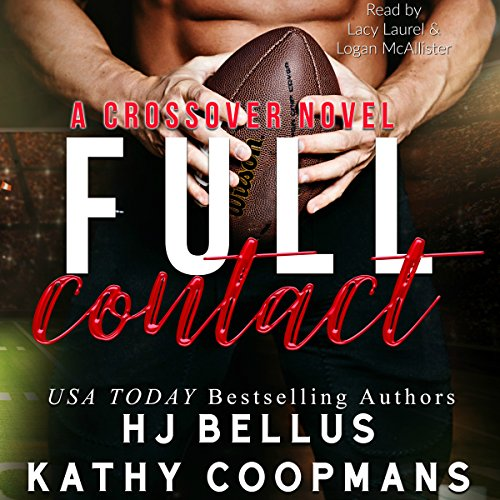 Audiobook Review: Full Contact by Kathy Coopmans and HJ Bellus